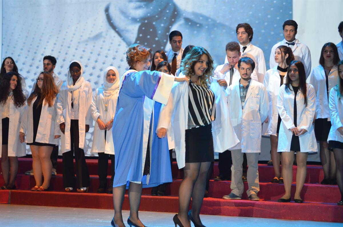 14 March Medicine Day and White Coat Ceramony Photos