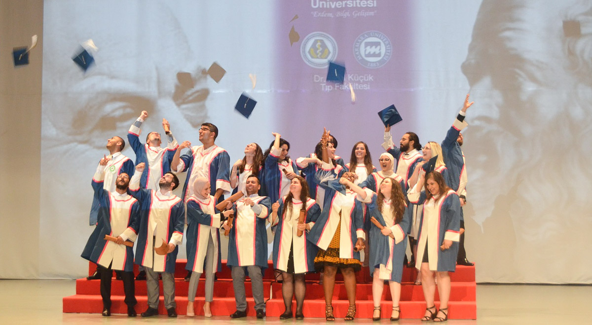 """Hippocratic Oath Ceremony"" for First Graduates"