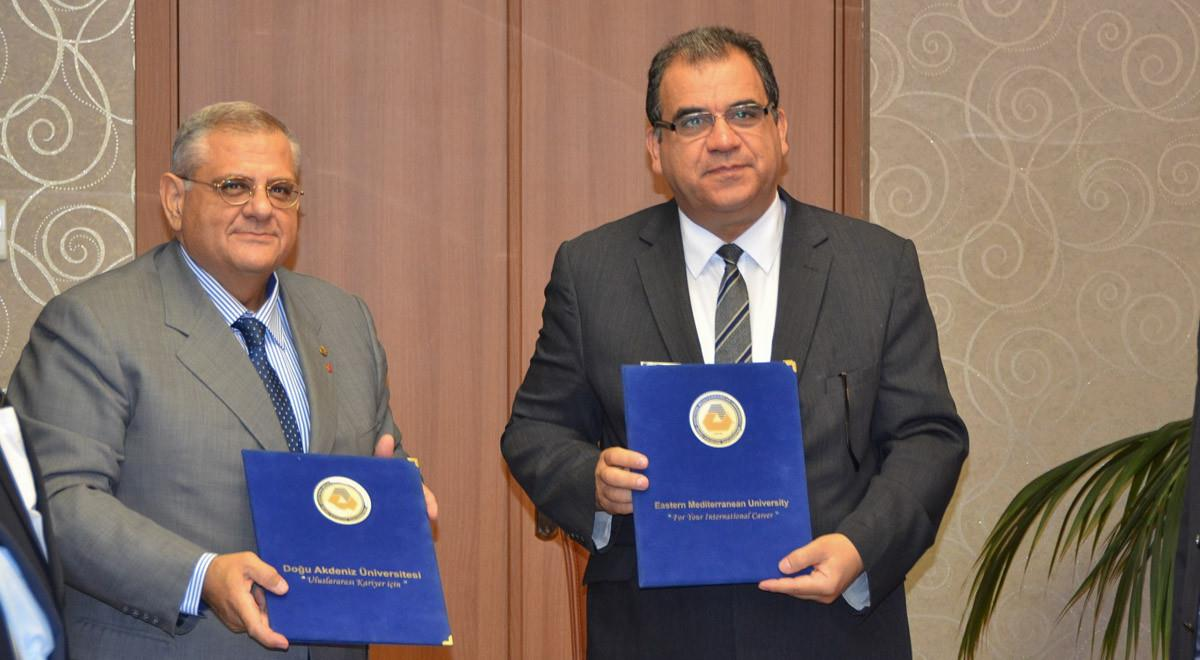 A Collaboration Protocol with TRNC Ministry of Health