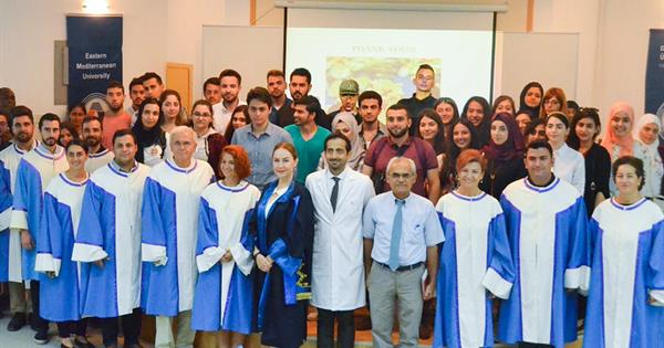 EMU Dr. Fazıl Küçük Medicine Faculty Welcomes New Students