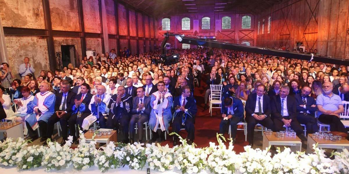 EMU Dr. Fazıl Küçük Faculty of Medicine Graduates First Students