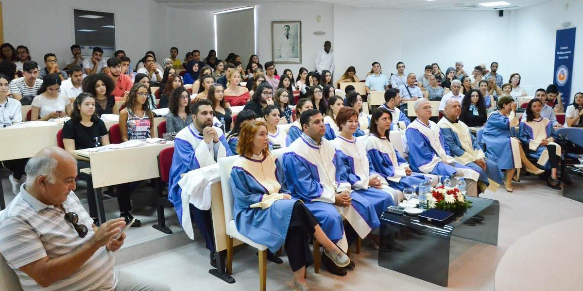 EMU Dr. Fazıl Küçük Faculty of Medicine Welcomes New Students